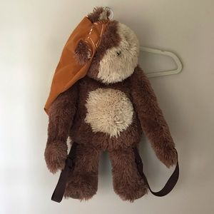 Disney World Ewok Backpack